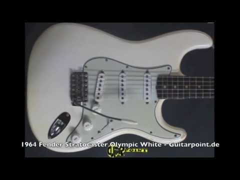Fender Stratocaster Vintage Guitars / MUST SEE