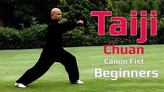 TaiJi chuan for beginners -Tai Chi Canon Fist 2 Chen style Lesson 7