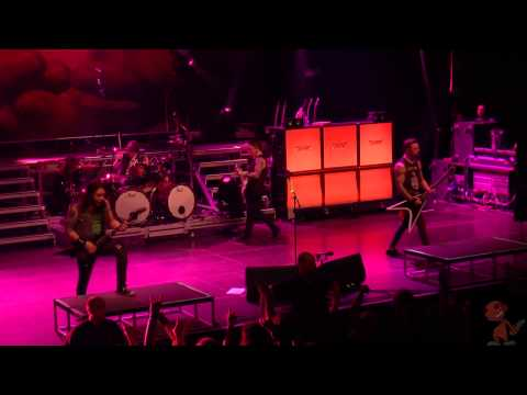 Bullet For My Valentine,Tears Don't Fall,LIVE@, A.B., FULL HD 1080, 2014