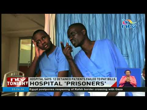 Nairobi Women's hospital says 12 detained patients failed to pay bills