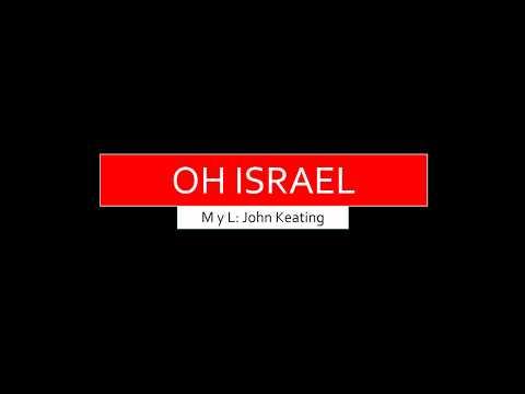 Oh Israel - Letra Y Acordes