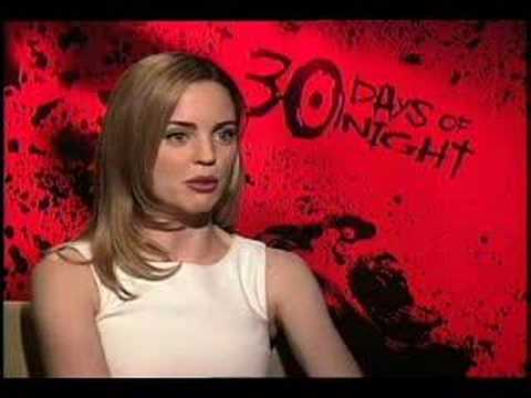 Melissa George  for 30 Days of Night