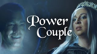 The Evil Queen & The Magic Mirror | Power Couple