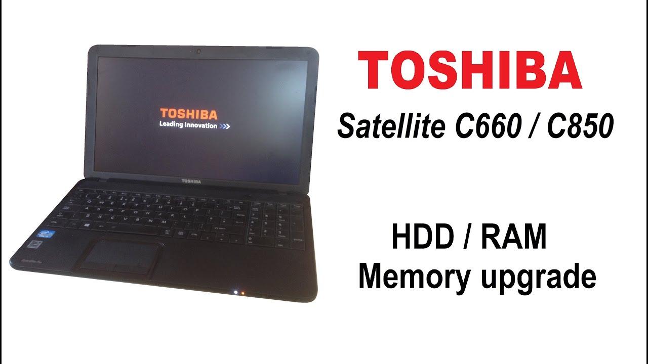 Toshiba Satellite Pro C840 Assist Driver (2019)