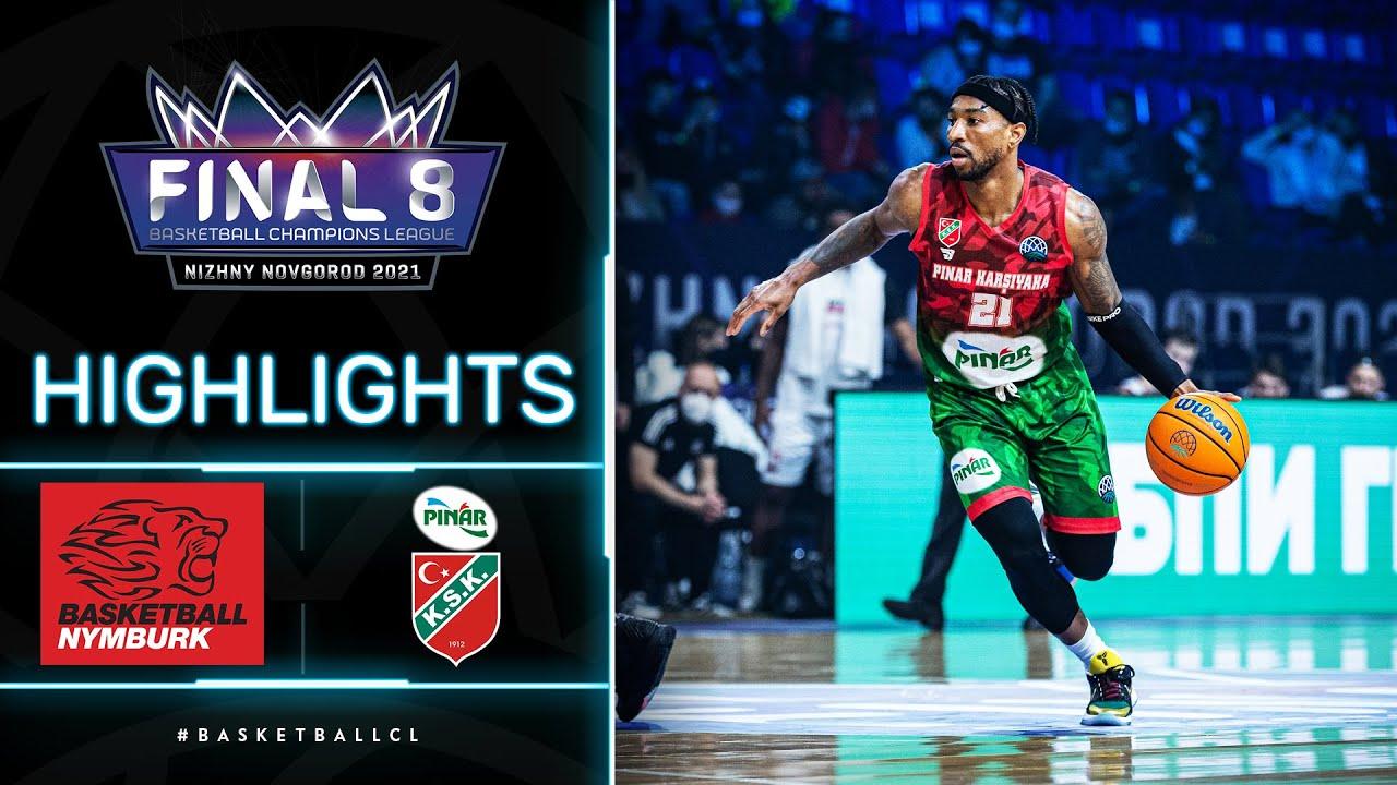 ERA Nymburk v Pinar Karsiyaka - Highlights | Basketball Champions League 2020/21