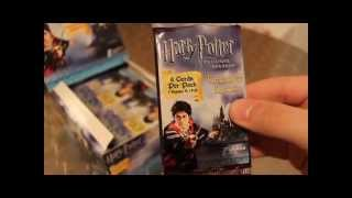 Harry Potter Trading Cards - Box Opening - 36 Packs