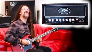 Peavey Valveking MH20 - Powerful Rock Machine With Practical Features