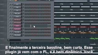 Bassline de electro-house no Fruity Loops ( FL Studio )