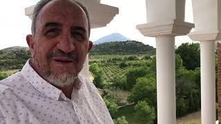 ماذا قال عن الملك سلمان ، لقاء مع المورسكي د. روميرو و جولة في المركز الإسلامي