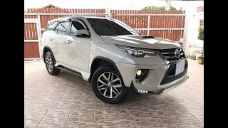 New Toyota Fortuner | Full Option Combined with the Elegant Bodykit Review
