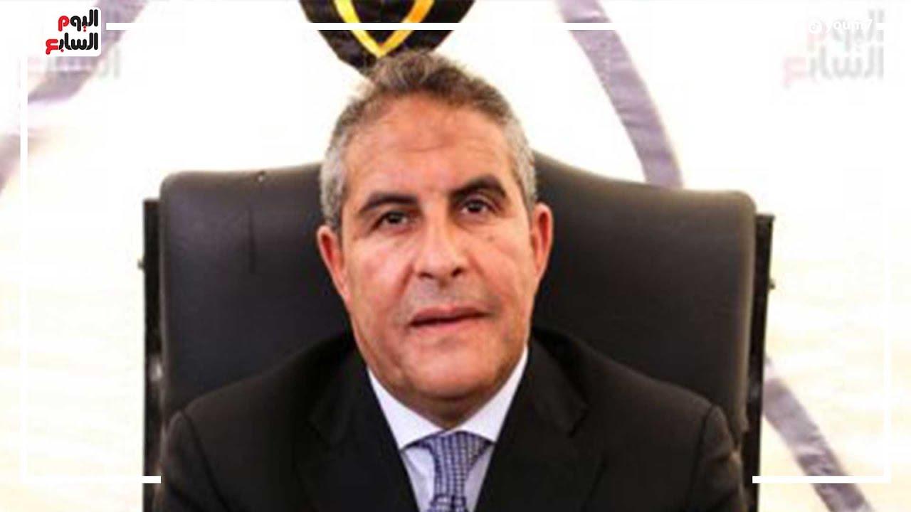 طاهر ابو زيد في زيارة ضريح جمال عبد الناصر