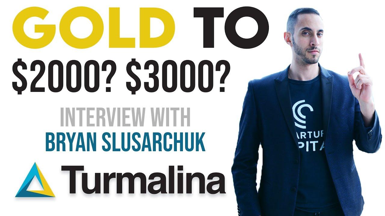 Is $2000+ Gold Right Around The Corner? Turmalina Metals President Bryan Slusarchuk Interview