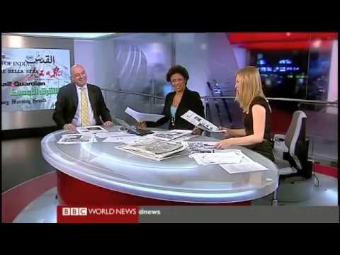 bbc world business report presenters at ama