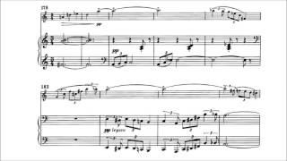 Dmitri Shostakovich - Viola Sonata [With score]