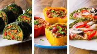 Recetas con vegetales para adelgazar