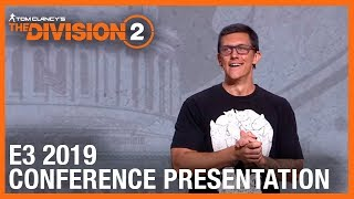 Download Video Tom Clancy's The Division 2: E3 2019 Conference Presentation | Ubisoft [NA] MP3 3GP MP4