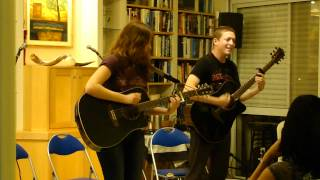 Jenny & Gilad — I Saved the World Today (Eurythmics cover)