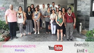 #AmarettoInIndia2016: Kerala | VLOG 2 | Amaretto's World