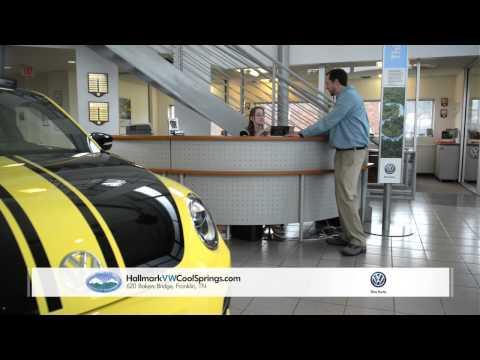 2014 Volkswagen - Nashville, TN - Hallmark Volkswagen Cool Springs