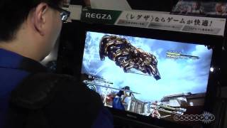 Final Fantasy XIII-2: Gameplay Pt 1 - TGS 2011 (PS3, Xbox 360)