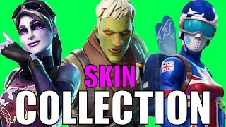 My Fortnite Locker (My Favorite Skins) Fortnite Fortnite