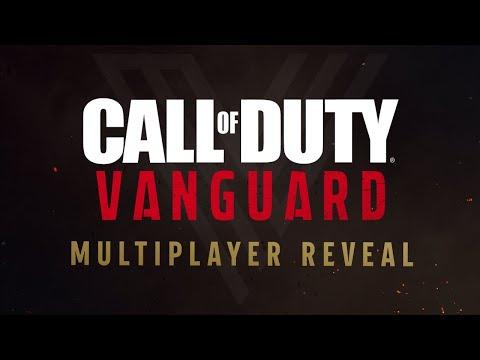Call of Duty®: Vanguard - Worldwide Multiplayer Reveal
