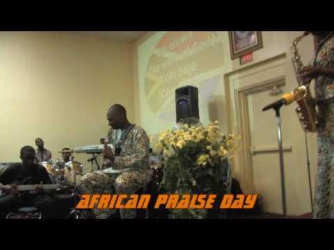 FAJI FAMIYA AFRICAN PRAISE DAY