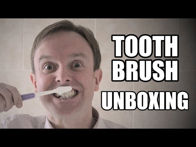 Listerine Reach Interdental - Toothbrush Unboxing