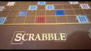 Scrabble Luxury Edition (Unboxing)