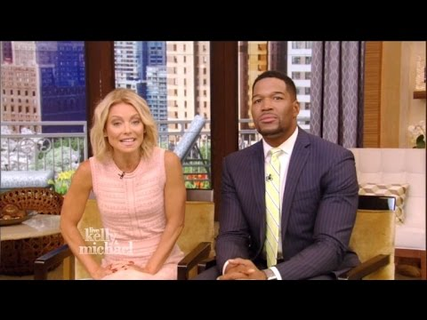 Michael Strahan Leaving 'Live!' To Join Good Morning America