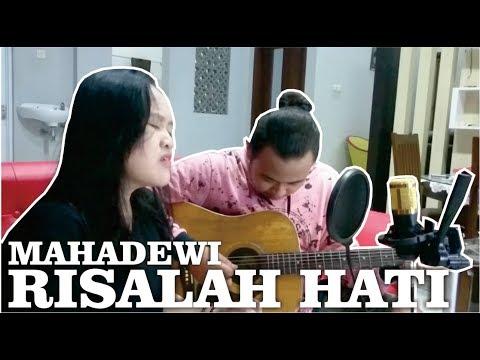 RISALAH HATI - MAHADEWI ( Sekar Ayu Ft. Abimanyu Efendi )