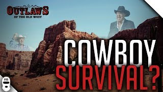 Outlaws of the Old West | New Cowboy Survival Game | First Impressions