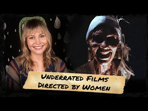 Awesome Lesser Known Horror Movies Directed by Women!