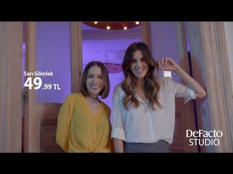 DeFacto Studio // Duygu Özaslan - Melodi Elbirliler