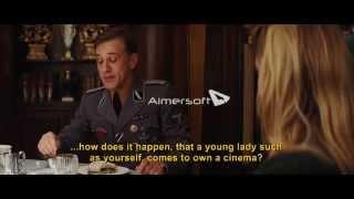 Inglourious Basterds - Strudel Scene