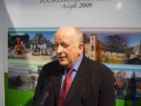 Ed Fuller, President, Marriott Intl @ WTTC 2009
