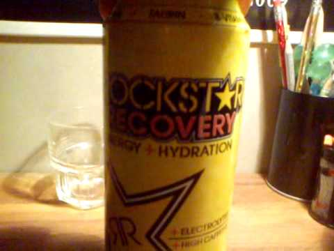 Rockstar Recovery 500ml - Energy Drink