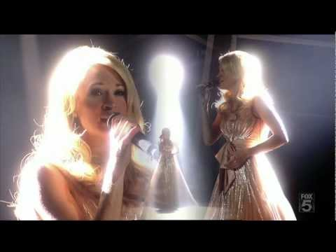 720p Carrie Underwood - An All-Star Holiday Special (07.12.09)