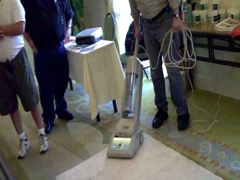 Mikeyfest 5 Vacuum Demo Myth Buster Youtube