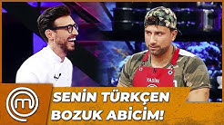 Danilo Şef'ten Yasin'e Güldüren Yorum   MasterChef Türkiye 20.Bölüm