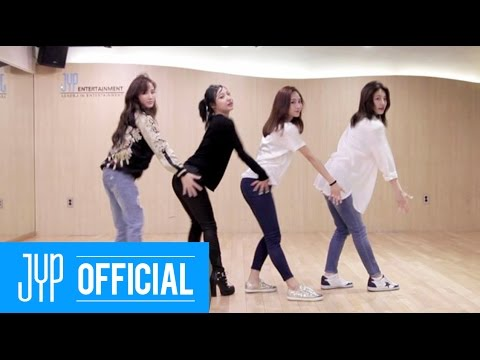 miss A Only You다른 남자 말고 너 Dance Practice
