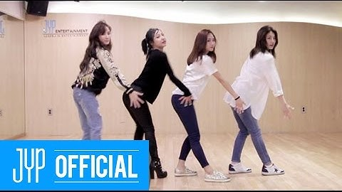 miss a only you    dance practice