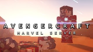 Avenger Craft: Minecraft Server of the Marvel Universe