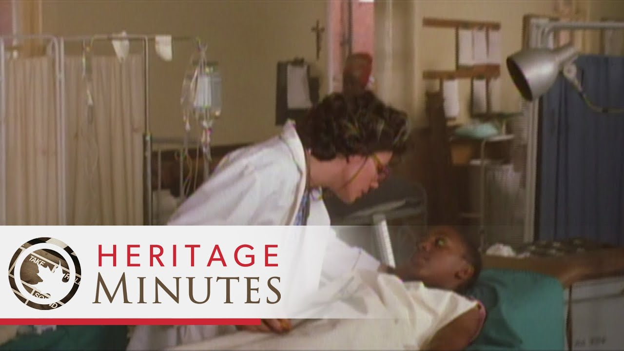 Heritage Minutes: Lucille Teasdale