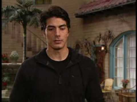 "{Full Interview} Chuck Season 3: Brandon Routh ""Daniel Shaw"" on the Set"