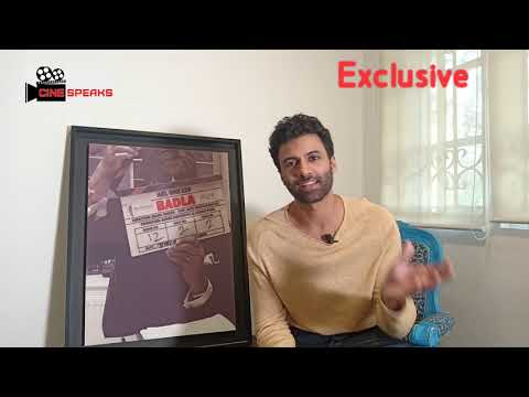 Tony Luke | Exclusive | Badla | Red chillies | Interview | Amitabh Bachchan | Sujoy Ghosh
