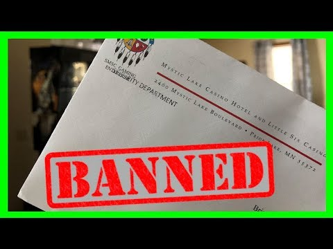 I GOT ANOTHER BAN LETTER FROM MYSTIC LAKE! Will it be a lifetime ban this time? LETS OPEN IT LIVE!