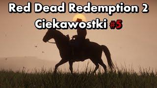 Red Dead Redemption 2 - Ciekawostki #5 - Drugie UFO, zombie, Ku Klux Klan i nie tylko