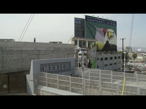 Mexican immigrants undeterred by US border security