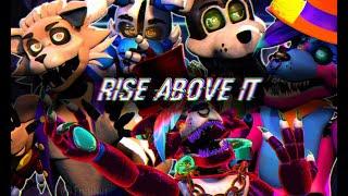 【OC/FNAF/Animation】Rise above it - short (Epilepsy Warning)